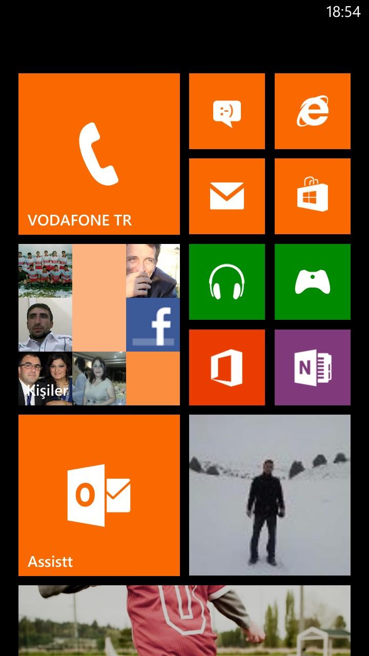 Windows Mobile 8 WiFi Bağlantı Kurma