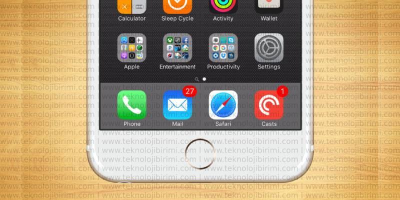 iphone ttmail kurulumu resimli