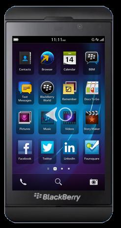 BlackBerry Z10 Taşınabilir Wi-Fi HotSpot Ayarları