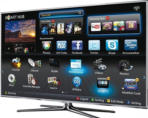 Samsung 40ES7000 Smart TV Kablosuz Ağ Ayarları