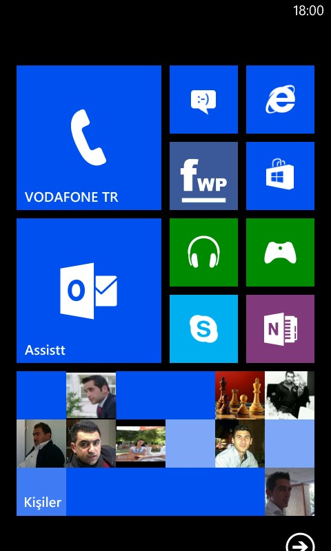 htc phone 8x güncelleme