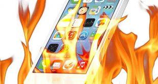 cep telefonum çok ısınıyor