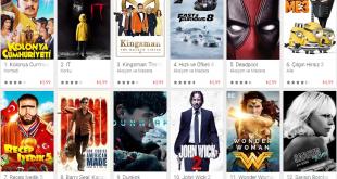 Google Play en çok satanlar nelerdir? Android market en çok indirilen filmler 2018, Android en çok indirilen filmler nelerdir? Google Play film indirme fiyatları nelerdir? Google Play Android market, Samsung film indirme ve kiralamak istiyorum,