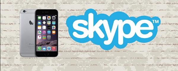 iPhone veya iPad'de Skype kullanıcılarına çevirimdışı görünme