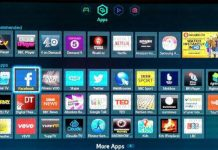Samsung smart tv ağ bağlantı hatası