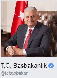 binali yıldırım facebook sayfası