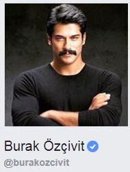 burak özçivit resmi facebook sayfası