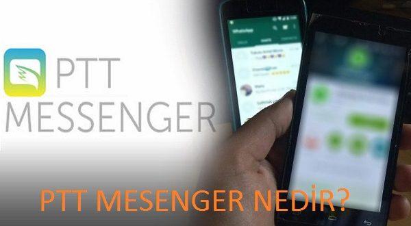 Ptt Messenger nasıl indirilir? Nasıl kullanılır?