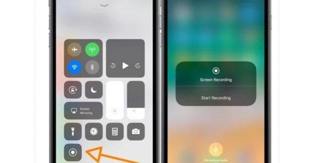 iOS 11 sesli ekran kaydı nasıl yapılır?